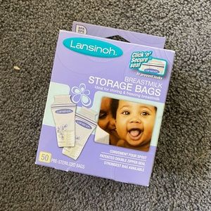 🔟 3/$10 Lansinoh Milk Storage Bags
